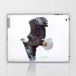 Eagle soaring Laptop & iPad Skin