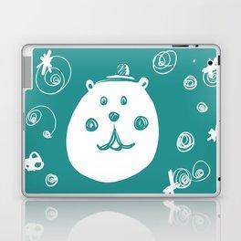 Happy Bear Laptop & iPad Skin