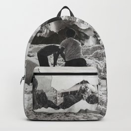 Untold Stories Under the Carpet Backpack