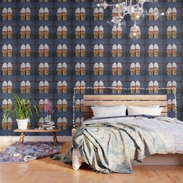 Typical dutch clogs Wallpaper