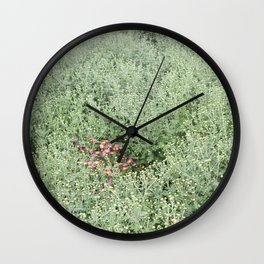 gently gentle #3 Wall Clock