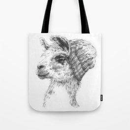 Wooly Llama Tote Bag