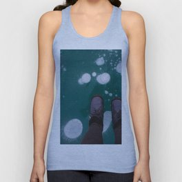Abraham lake 2 Unisex Tank Top