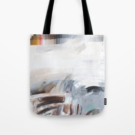 Grayscale Tote Bag