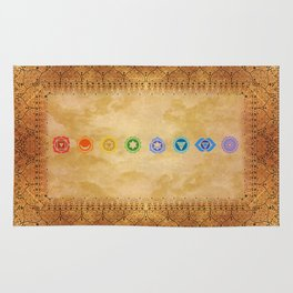 Chakras Kali | Beyond the time  Rug