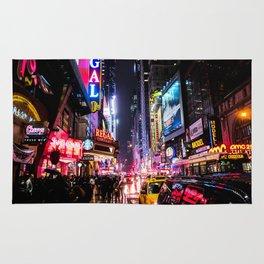 New York City Night Rug