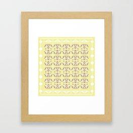 Ayane Framed Art Print