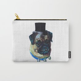 Sir Pugs Carry-All Pouch