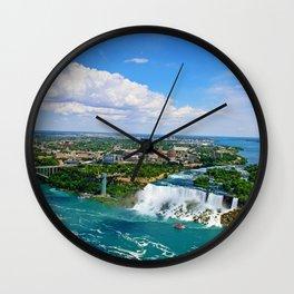 Bird's View Wall Clock