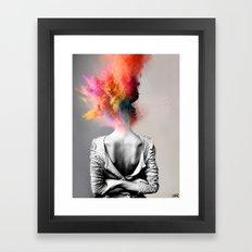 a certain kind of magic Framed Art Print