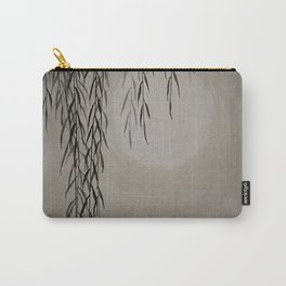 Willow in the moonlight Carry-All Pouch