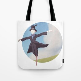 Turniphead Tote Bag
