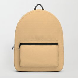 Pale Soybean Fashion Color Trends Spring Summer 2019 Backpack