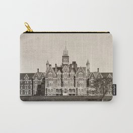 Danvers State Hospital (Danvers Lunatic Hospital), Kirkbride Carry-All Pouch