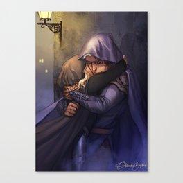 Rowan and Aelin Canvas Print