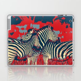 American Zebra Laptop & iPad Skin