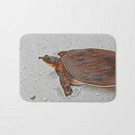 Turtle Crossing Bath Mat