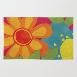 Bold and Bright Rug
