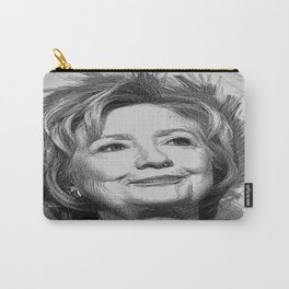 Hillary Clinton Carry-All Pouch
