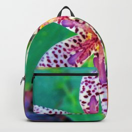 Toad Lily Backpack