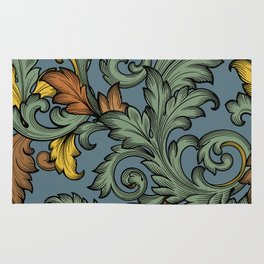 Acanthus Leaves Rug