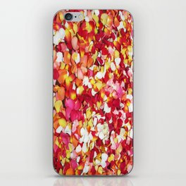 Moroccan Rose Petals iPhone Skin
