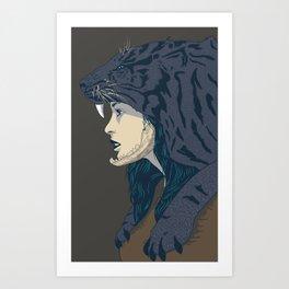 Huntress Art Print