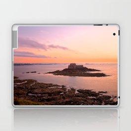 Saint-Malo Twilight Coast Laptop & iPad Skin