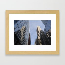 Mirror on the Wall - NYC Framed Art Print