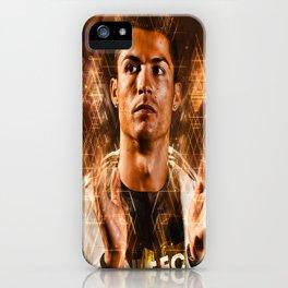 Cristiano Ronaldo iPhone Case