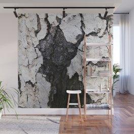 bark abstact no1 Wall Mural