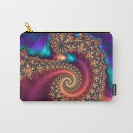 The Infinite Rainbow Carry-All Pouch