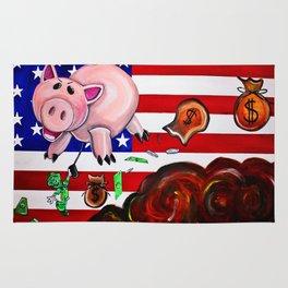 War Pig Rug