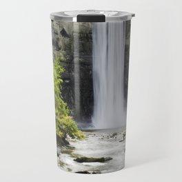 Taughannock Falls Waterfall Travel Mug