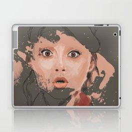 Splash portrait Laptop & iPad Skin