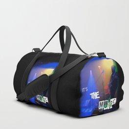 it's the MUSIC Duffle Bag