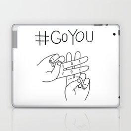 #GoYou Laptop & iPad Skin