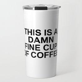 FACTS 002 Travel Mug