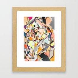Farise Framed Art Print