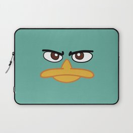Perry the Platypus Laptop Sleeve