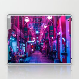 Entrance to the next Dimension Laptop & iPad Skin