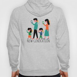 New Generation Hoody