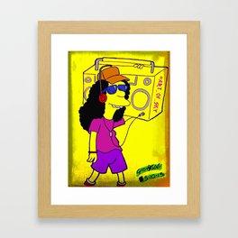 Otto  Framed Art Print