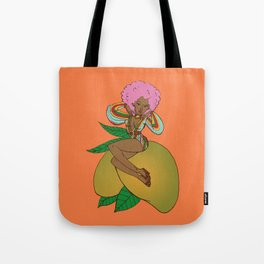 Ms Mango Tote Bag