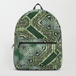 Victorian Art Deco Medieval Pattern SB40 Backpack