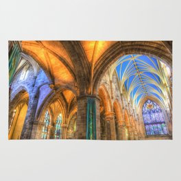 The Cathedral Atmosphere Rug