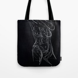 Strong and Casual Tote Bag