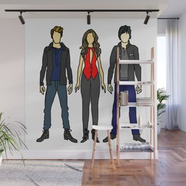 Outfits of Vamps Wall Mural