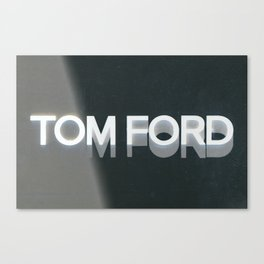 Tom Ford Canvas Print