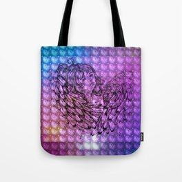NV: Nakai: patterned Tote Bag